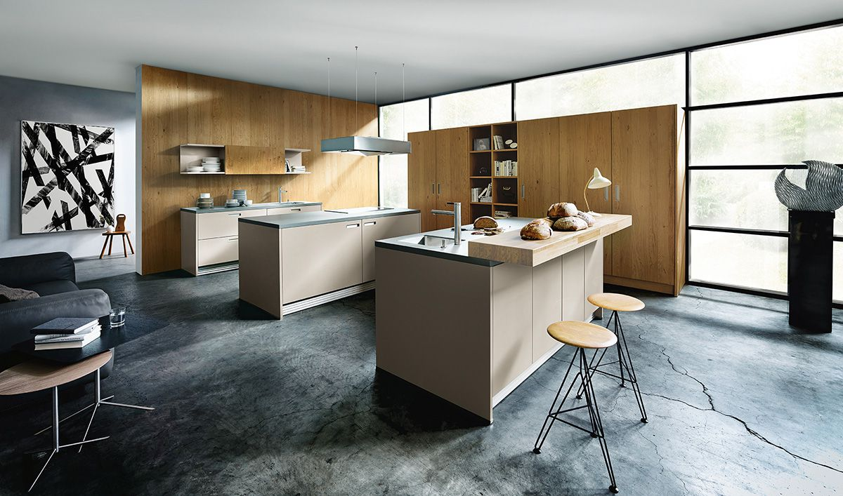 Schuller Next 125 German Kitchen Design & Installation Eccles