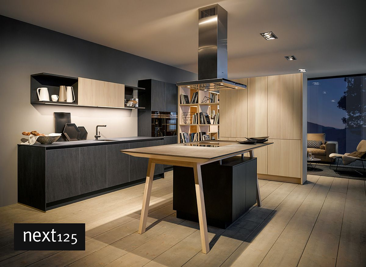 Schuller Next 125 kitchen design & installation.