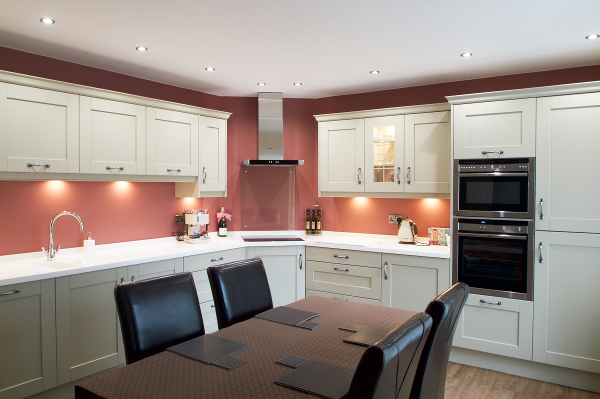 Astley Fitted Kitchen Design